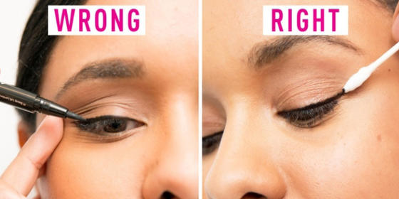 18 Genius Hacks for Fixing Make-up Mistakes Every Woman Makes