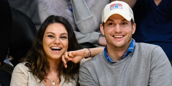 Mila Kunis and Ashton Kutcher Named Their Baby Boy Something Unexpected