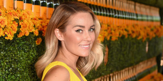 Lauren Conrad's Pregnant With Her First Child!