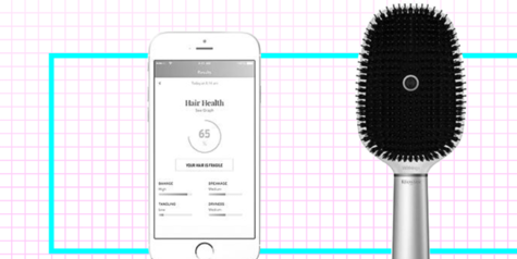 This Genius Brush Will Tell You Everything You Need to Know About Your Hair