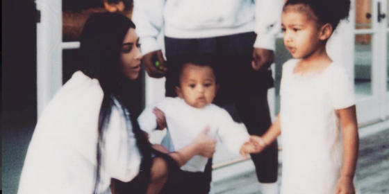 All Of The Family Photos Kim Kardashian Has Posted Since Returning To Social Media