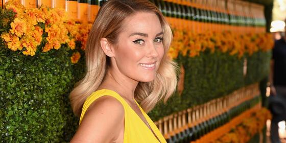 A First Look At Lauren Conrad's Growing Baby Bump