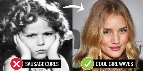 6 Ways You're Using Your Curling Iron Wrong