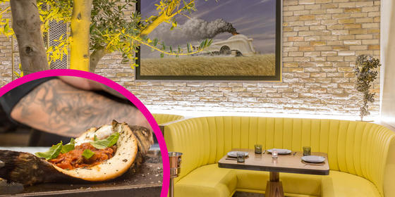 Win! Brunch For Two At Bazxar