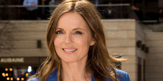 Geri Halliwell Welcomes Baby Boy, and Names Him After Her Good Friend George Michael