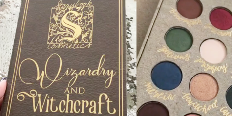 "Here's Your Official First Look at the ""Harry Potter"" Eyeshadow Palette"
