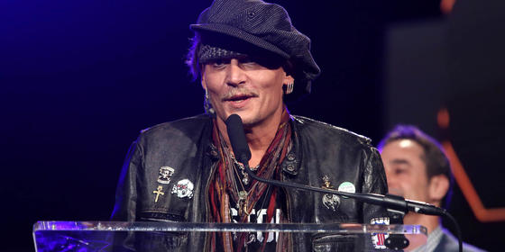 Johnny Depp 'Spends Dhs7.2 Million-a-Month'