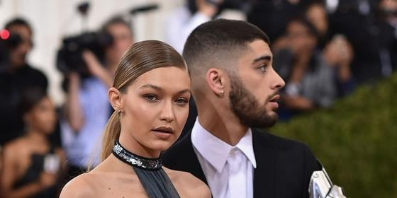 Gigi Hadid Reveals Her Perfect Date Night with Zayn Malik and It's Adorable