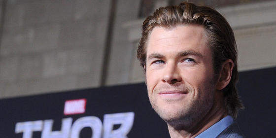 It's Official, Chris Hemsworth Is Super Dad!
