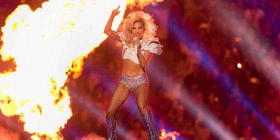 The Best Celebrity Reactions To Lady Gaga's Half Time Show