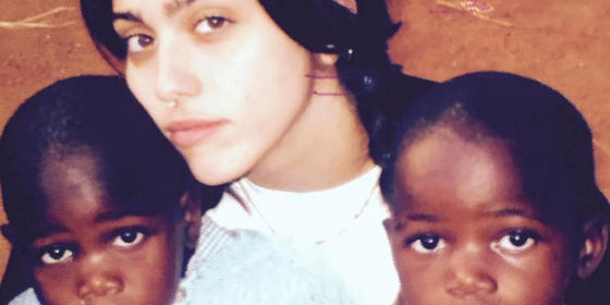 Meet Madonna's New Twins - Stella and Esther!