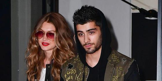 Gigi Hadid says she's had her eye on Zayn Malik for 'a few years'