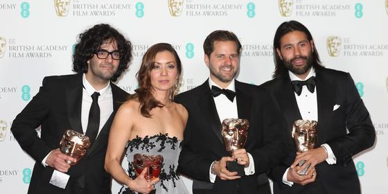 Dubai Producer Wins Big At The BAFTAs