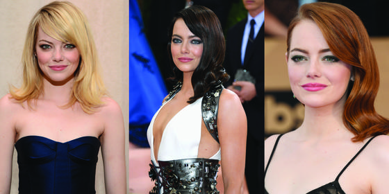 Stars Who Have Had Blonde, Brunette and Red Hair
