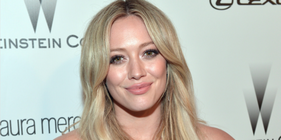 Why Hilary Duff Is Excited To Say Goodbye To Her 20s