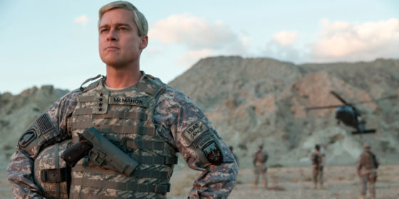 Check Out The Brand New Trailer For Brad Pitt's Abu Dhabi Movie