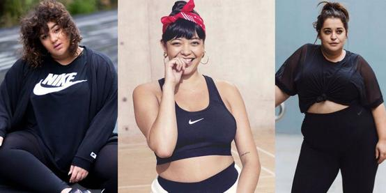 Nike Have Just Launched A Plus Size Range