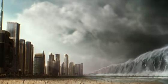 Have You All Seen Dubai Get Destroyed By a Giant Tidal Wave?