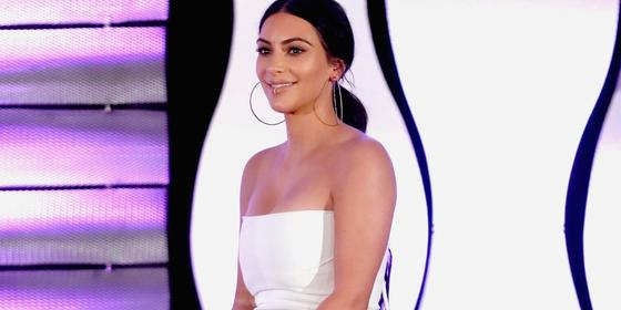 Kim Kardashian's Nutritionist Shares How She Stays In Shape