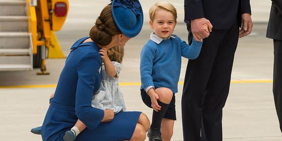 Crucial Prince George Update: This Is Where He'll Go to School in September