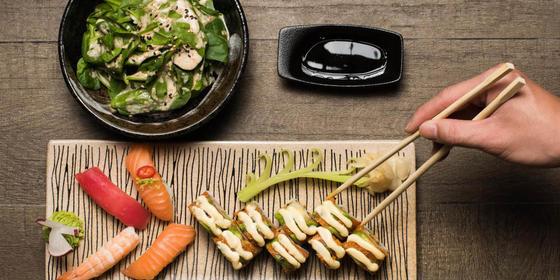 Win! Dhs200 To Spend At Mori Sushi