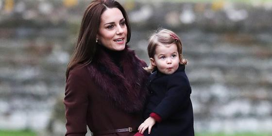 The Royals Have Released Cute New Snaps Of Princess Charlotte!