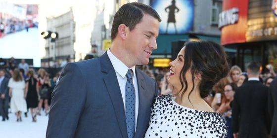 Channing Tatum On The Exact Moment He Fell In Love With Jenna Dewan Tatum
