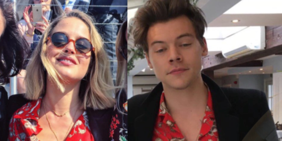 6 Things You Need To Know About Harry Styles' Rumoured New Girlfriend