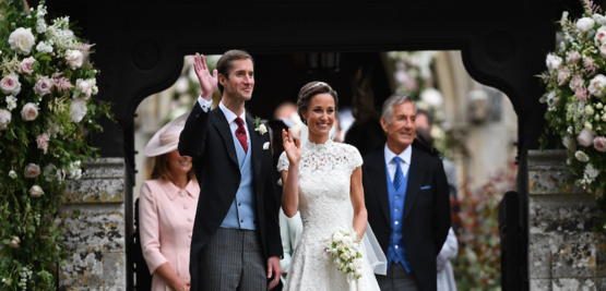 All The Photos You Need To See Of Pippa Middleton's Wedding