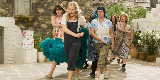 Gimme Gimme Gimme: A 'Mamma Mia' Sequel Is Happening