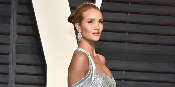 Rosie Huntington-Whiteley's Baby Shower Looked Heavenly