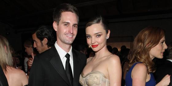Miranda Kerr Has Married Her Billionaire Snapchat Man