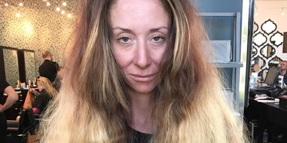 This Might Be The Most Dramatic Hair Transformation We've Ever Seen