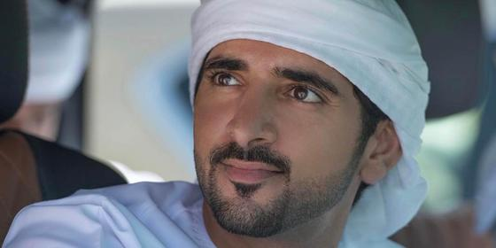 You Need To See This Adorable Throwback Of HH Sheikh Hamdan