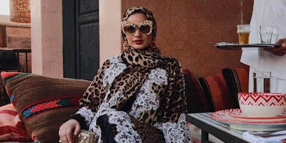 You Need To See This Hijabi Blogger's Stunning Dolce & Gabbana Ramadan Campaign