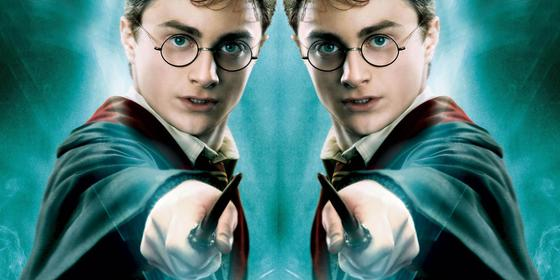J.K. Rowling Just Revealed There Are Actually TWO Harry Potters. Well, Sort Of...