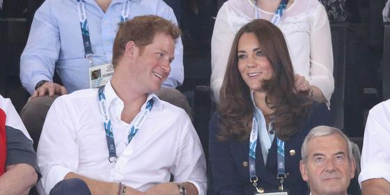 Prince Harry Opens Up About His Friendship With Kate Middleton