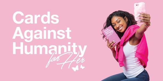 Cards Against Humanity Have Ingeniously Trolled Female-Marketed Products