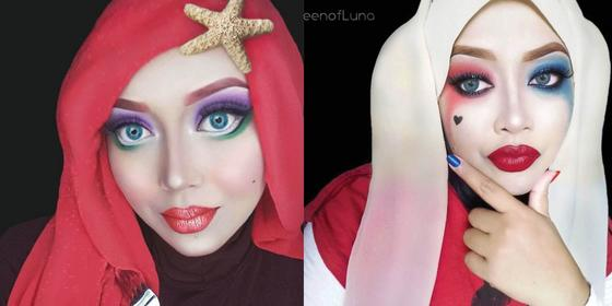 This Hijab-Wearing Woman's Cosplay Game Is Just Incredible