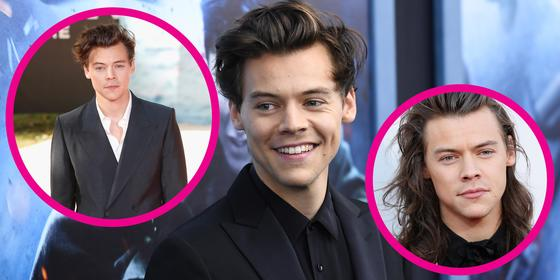 It's Official! Harry Styles Has The Greenest Eyes In the World