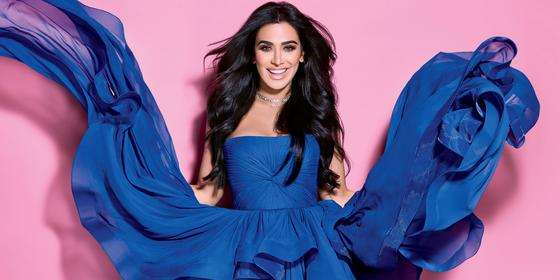 OMG! Huda Kattan As We've Never Seen Her Before