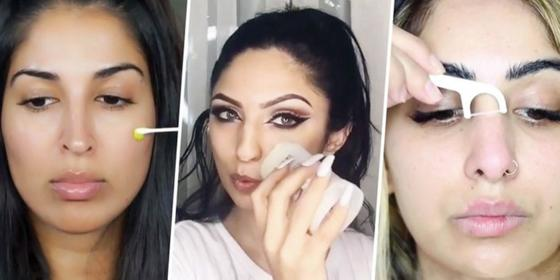5 Viral Beauty Hacks You Should Seriously *Never* Try