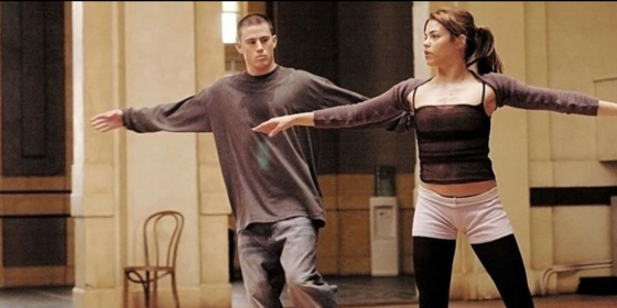 No Big Deal But Here's Channing Tatum Recreating 'Step Up' In A Corner Shop