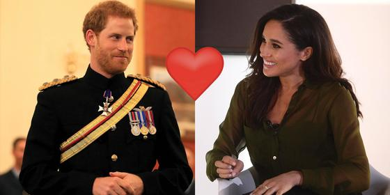 Meghan Markle Just Got Real About Her Prince Harry Romance