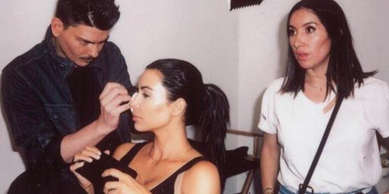 You Can Get Your Hair Cut By Kim Kardashian's Hair Stylist In Dubai Next Week