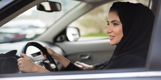 Saudi Lifts Ban On Female Drivers