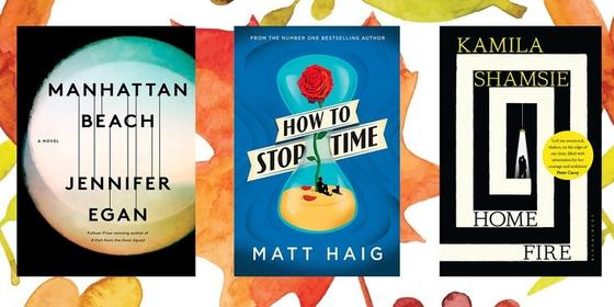 11 New Books To Read From  Your Sun Lounger This Autumn