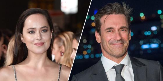 Dakota Johnson And Jon Hamm Are Quietly Dating, According To A Wild New Rumour