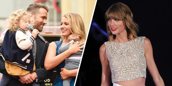Blake Lively And Ryan Reynold's Daughter Features On Taylor Swift's New Single, Apparently