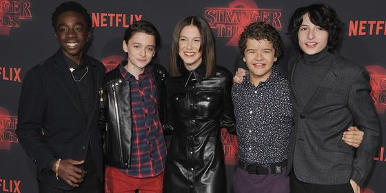 Here's How Much The 'Stranger Things' Cast Gets Paid Per Episode